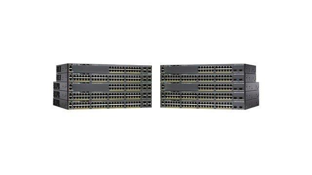 Сравнение коммутаторов Cisco Catalyst серии 2960-X, 2960-XR и 2960-S