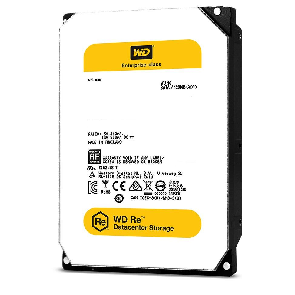 WD RE DATACENTER HARD DRIVE