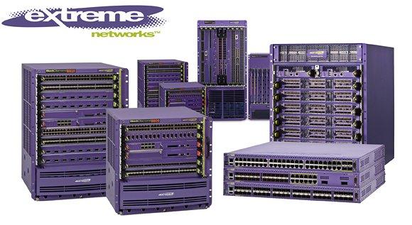 коммутаторы Extreme Networks