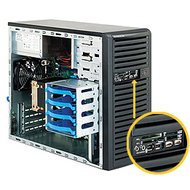 Шасси Mini-Tower SuperMicro CSE-731D-300B