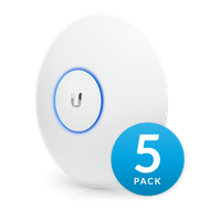 Точка доступа Ubiquiti UniFi AC Long range 5-pack UAP-AC-LR-5