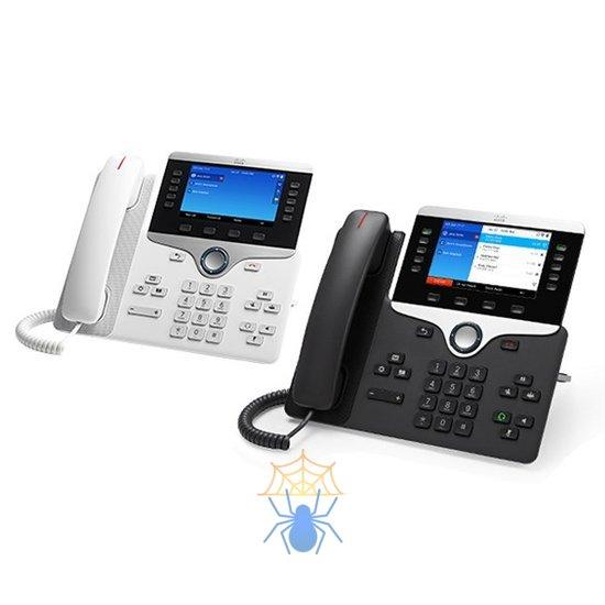 ▷ IP-телефон Cisco 8861 CP-8861-K9 купить с доставкой по низкой цене в интернет-магазине telecom-sales.ru