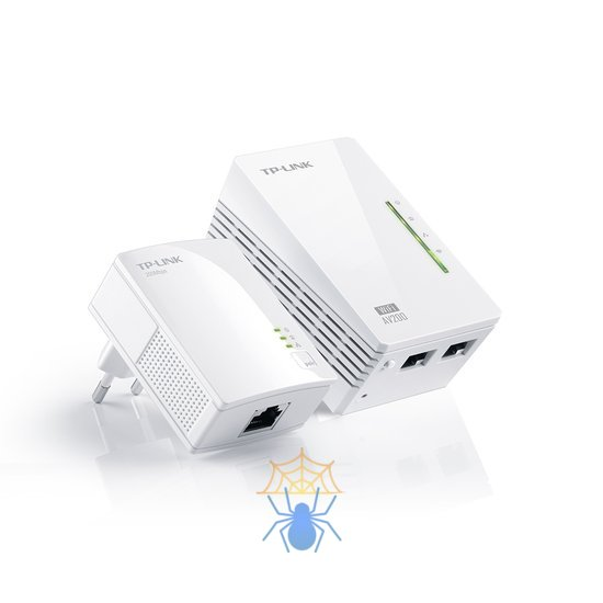 Адаптер Powerline TP-Link TL-WPA2220KIT