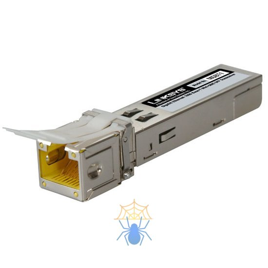 Трансивер SFP RJ-45 Cisco Small Business MGBT1 фото