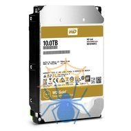 Жесткий диск Western Digital Gold HDD SATA 7.2K 3.5 10 Тб WD101KRYZ фото