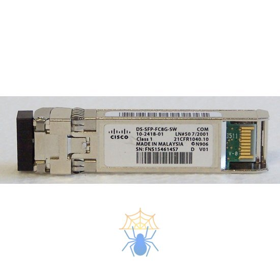 SFP модуль Cisco DS-SFP-FC8G-SW= фото