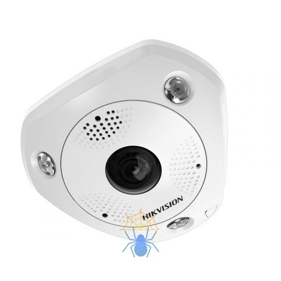 IP-видеокамера Hikvision DS-2CD6332FWD-IVS 1.19-1.19 мм фото