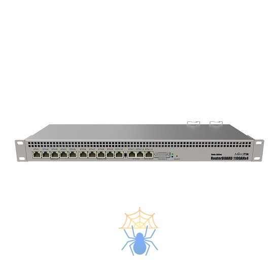 Маршрутизатор MikroTik RB1100AHx4 Dude edition фото