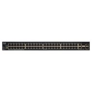 Коммутатор Cisco Small Business SG350X-48MP-K9-EU