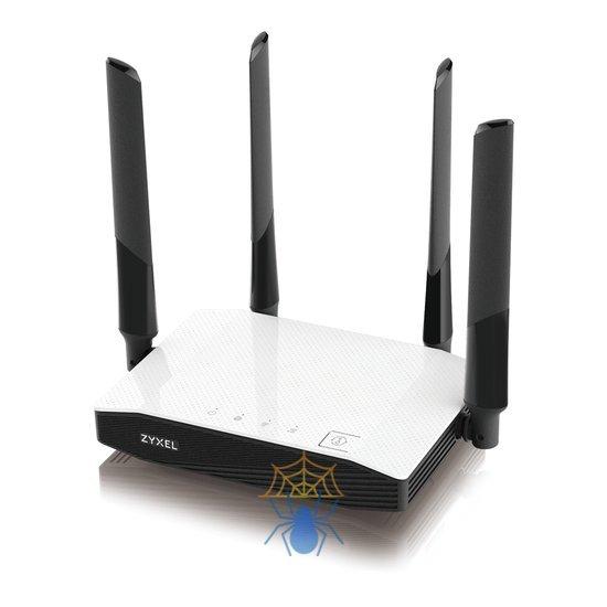 ▷ Роутер ZYXEL NBG6604-EU0101F — купить с доставкой в любой город — цена в Санкт-Петербурге — Telecom-Sales.ru