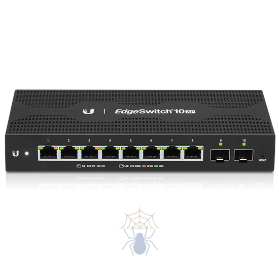 Коммутатор Ubiquiti EdgeSwitch 10 XP ES-10XP фото