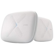 Набор из двух Mesh Wi-Fi машрутизаторов ZYXEL Multy Plus WSQ60 WSQ60-EU0201F