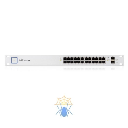 Коммутатор Ubiquiti UniFi Switch 24 250W US-24-250W